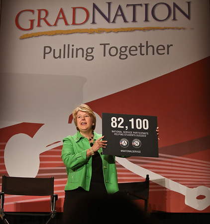 Education Symposium - GradNation 2014