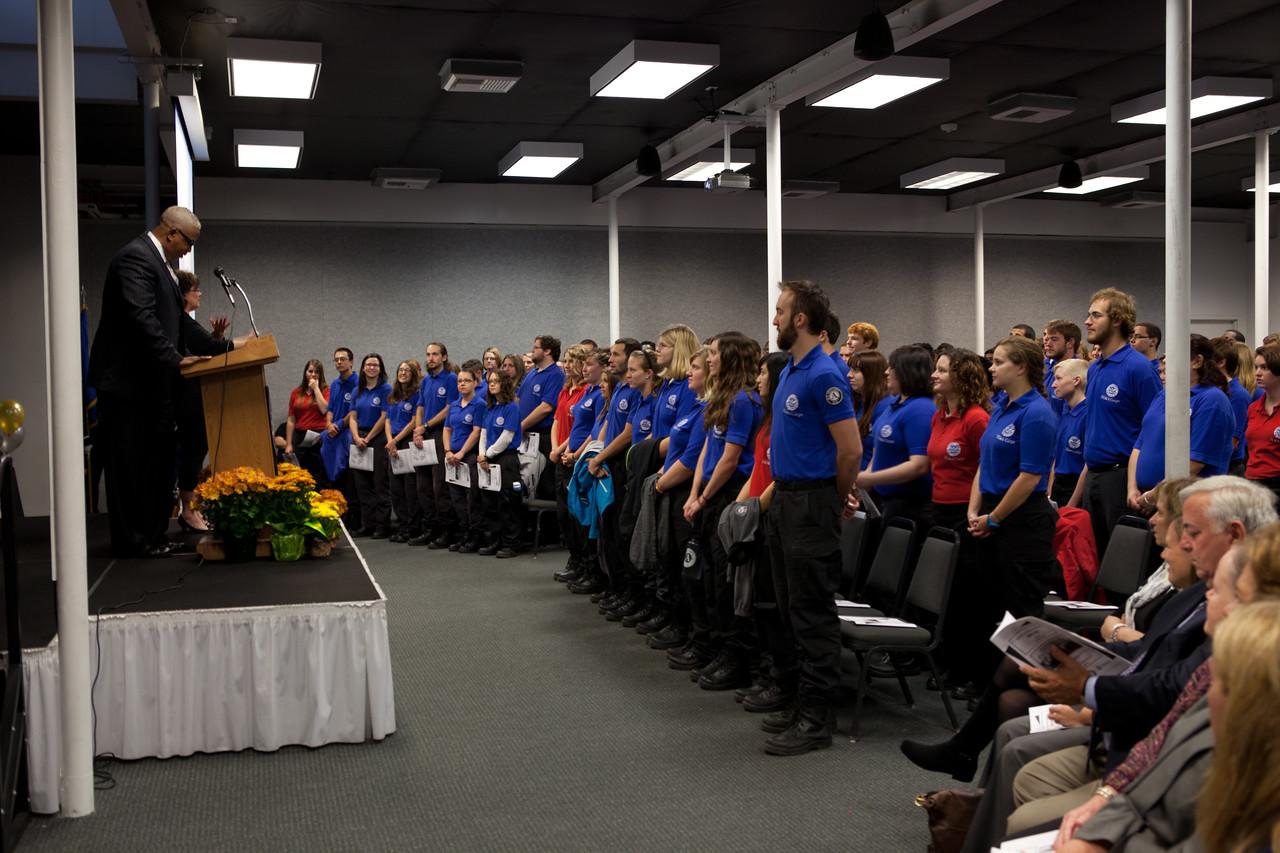 FEMA Corps graduation in Sacramento, CA. Corporation for National and Community Service Photo.