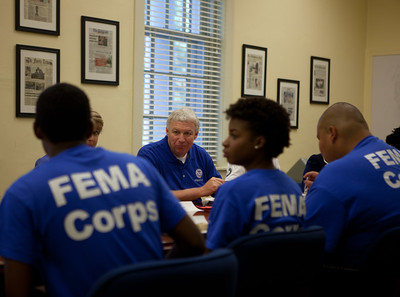 FEMA Deputy Administrator, Richard Serino. Corporation for National and Community Service Photo.
