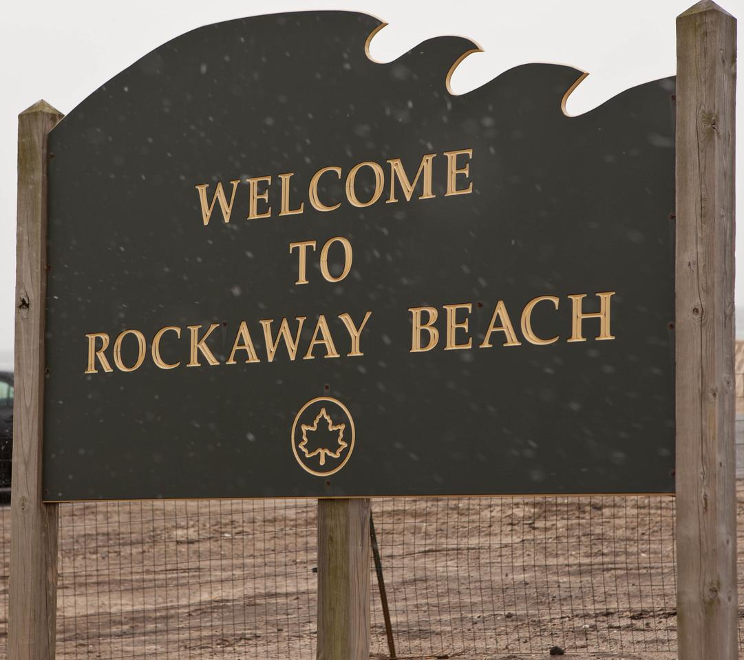 Rockaway Beach, NY. Corporation for National and Community Service Photo.