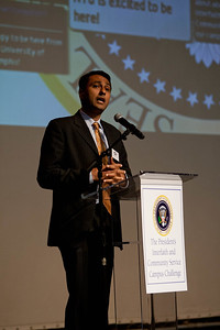 Eboo Patel, Founder and President, Interfaith Youth Core.  Corporation for National and Community Service Photo.