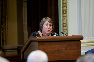 Undersecretary Martha Kanter- Undersecretary for Higher Education, Department of Education. Corporation for National and Community Service Photo.