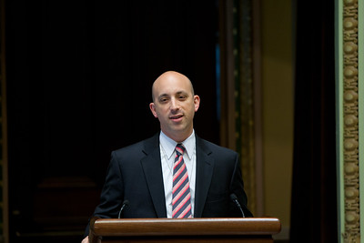 Jonathan Greenblatt is Special Assistant to the President and Director of the Office of Social Innovation and Civic Participation in the Domestic Policy Council. Corporation for National and Community Service Photo.