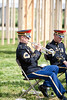 U.S. Army Brass Quintet. Veterans Build on the Mall 2013. Corporation for National and Community Service Photo.