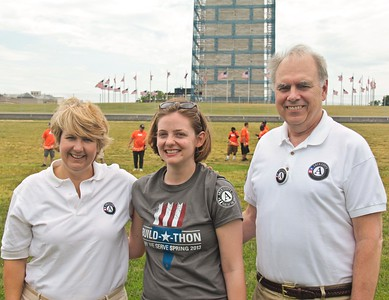 CNCS, CEO Wendy Spencer, and Director of AmeriCorps, Bill Basl. Corporation for National and Community Service Photo.