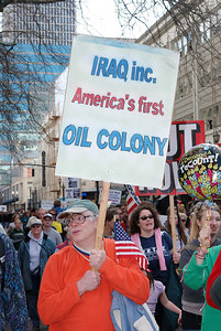 Iraq Inc., America's First Oil Colony