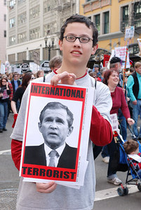 International Terrorist