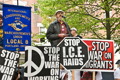 May Day 2008: Voice of the ILWU