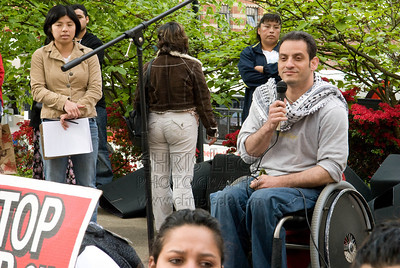 May Day 2008: Waddah Sofan of the Center for Intercultural Organizing  http://www.interculturalorganizing.org