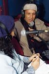 Nelson Santana and Adriana Martinez