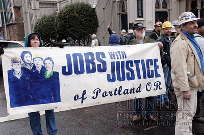 Jobs with Justice ( http://www.jwjpdx.org/)