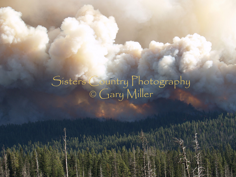 OLYMPUS DIGITAL CAMERA GW Fire - Sisters, OR