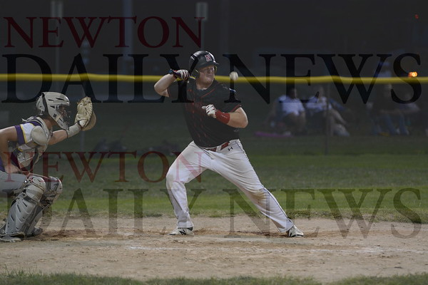 Newton Baseball vs. Indianola 6-29-18