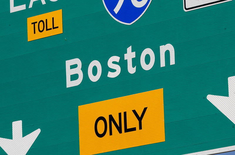 Boston Sign