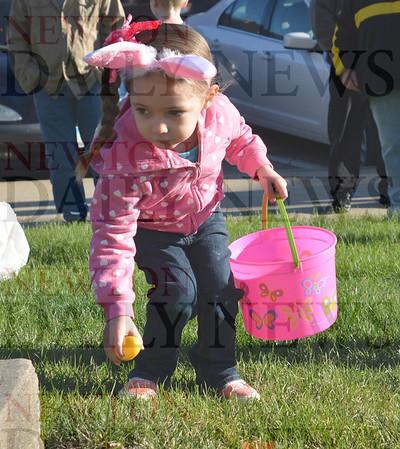 Newton Main Street Easter Egg Hunt April 6, 2017