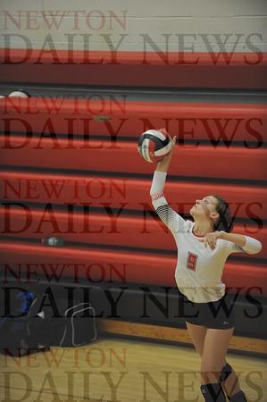 Newton volleyball Invitational 10-1-2016