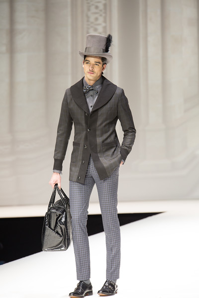 New York Fashion Week-Malan Breton