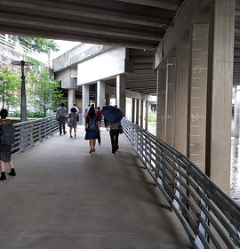 Built to Flood: Houston's Buffalo Bayou Walk