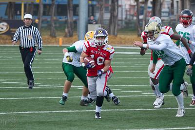2013; AFBÖ; AFCV NRW; American Football; GreenMachine; Next Generation; Team Austria; U15; Youth, I