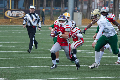 2013; AFBÖ; AFCV NRW; American Football; GreenMachine; Next Generation; Team Austria; U15; Youth, I