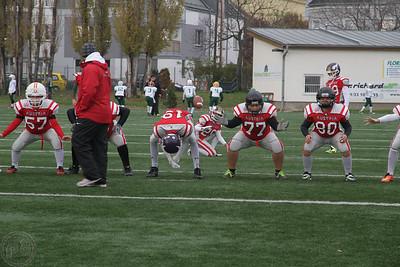 2014; AFBÖ; AFCV NRW; American Football; GreenMachine; Next Generation; Team Austria; U13; Youth; II