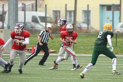 2015; AFBÖ; AFCV NRW; American Football; GreenMachine; Next Generation; Team Austria; U15; Youth; III
