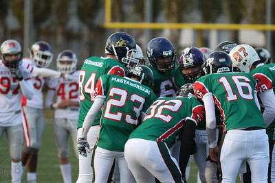 2016; AFBÖ; Team Hungary; American Football; Next Generation; Team Austria; Youth; U17; IV