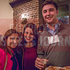 Attendees of the NextGenCLT:Pivot event held at Olde Mecklenburg Brewery network and connect.