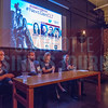 Panel Discussion at NextGenCLT:Pivot event held at Olde Mecklenburg Brewery.