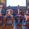 (Left to Right) Panelists Court Creeden, Founder at Parent Financial : Jabbar Jamison, Financial Services Professional at New York Life :  Bobby Maloney, Sr. Mortgage Consultant at Allen Tate Mortgage : and moderator Jeanette Kuda, Vice President at LPL Financial.
