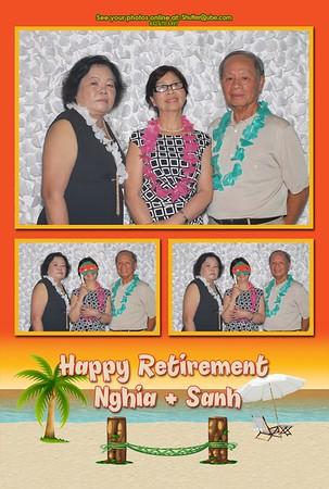 Nghia & Sanh's Retirement Celebration