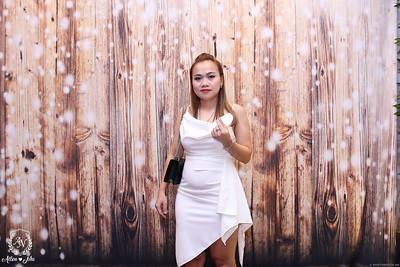 Nhi & Allen wedding photo strips instant print photo booth @ Windsor Plaza | Chụp ảnh in hình lấy liền Tiệc Cưới tại TP. Hồ Chí Minh | Photobooth Saigon