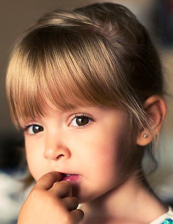 Retratos niños