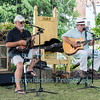 The Heenan Brothers at Lock City Unplugged Thursdays, July 14, 2016 at Windsor Village, Lockport, NY.
