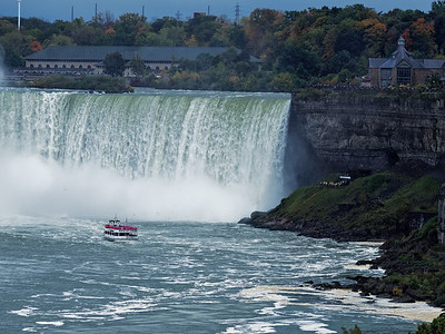 Maid of the Mist-Horseshoe Falls
