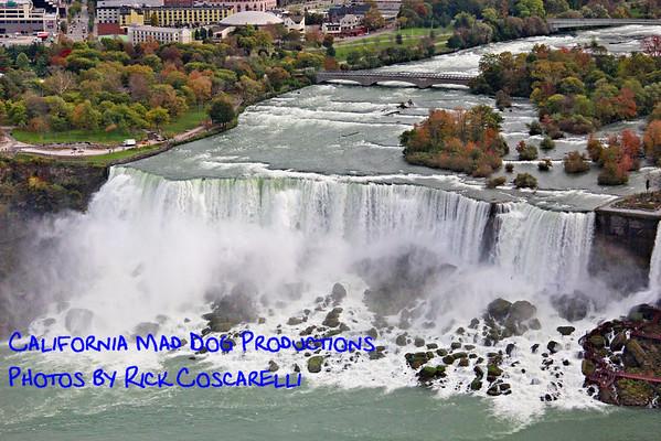 Niagara Falls Canada Side Adventure