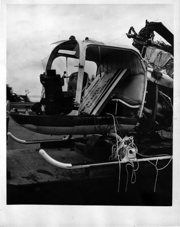 Niagara River, Rescue - Helicopter Oct 8, 1973