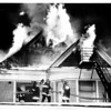 Fires - Niagara Falls<br /> 435 Memorial Parkway at 9pm on 2/13/1988.<br /> Photo - By Holly Marvin - 2/13/1988.