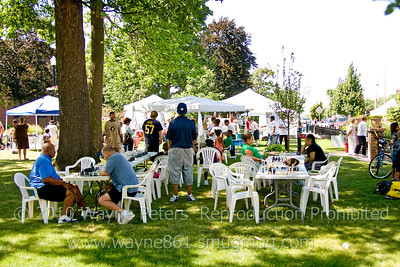 Arts in the Park, 2010