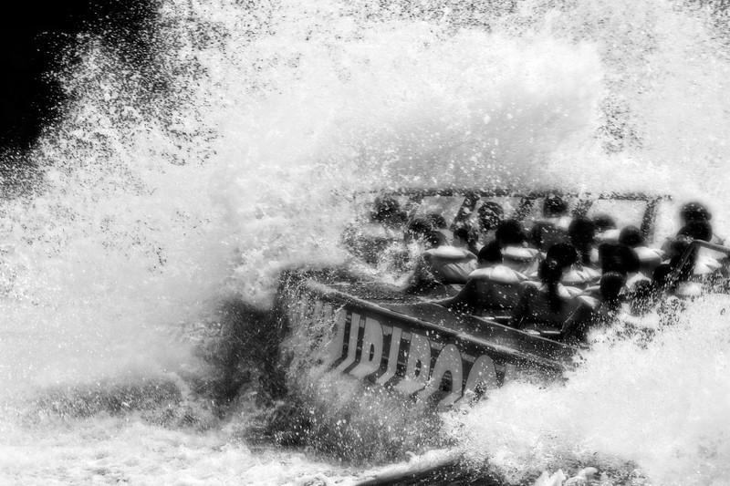 Whirlpool Rapids Jet Boat