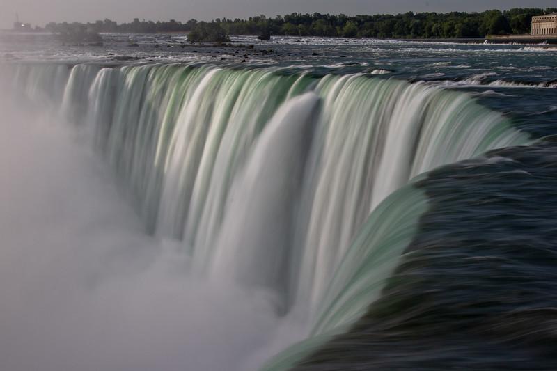 Horseshoe Falls, Dawn