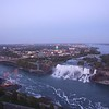 view from top of Skylon Tower ~ Canadian side