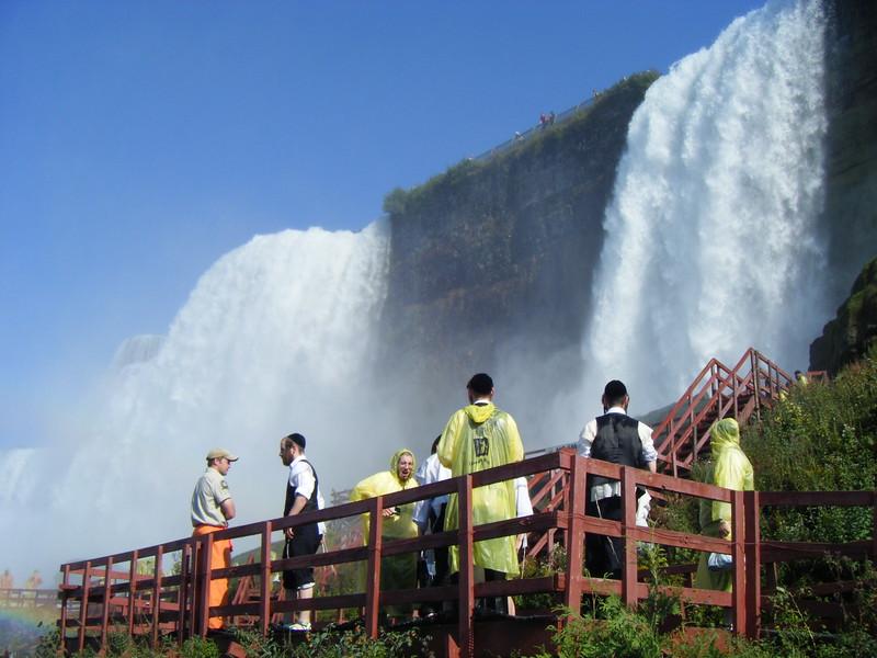 Cave of the Winds ~ Niagara Falls ~ NY