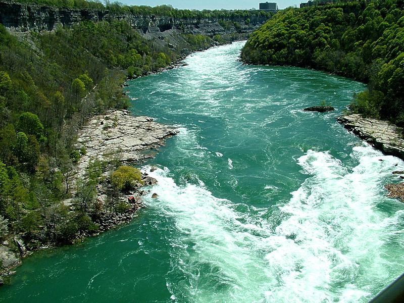 Niagara Falls Rapids ~ Canada