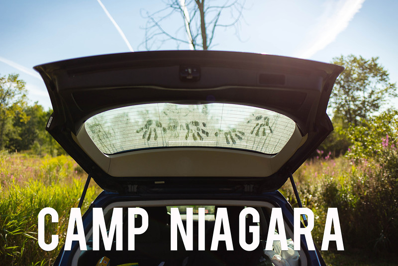 Niagara Camping-Title