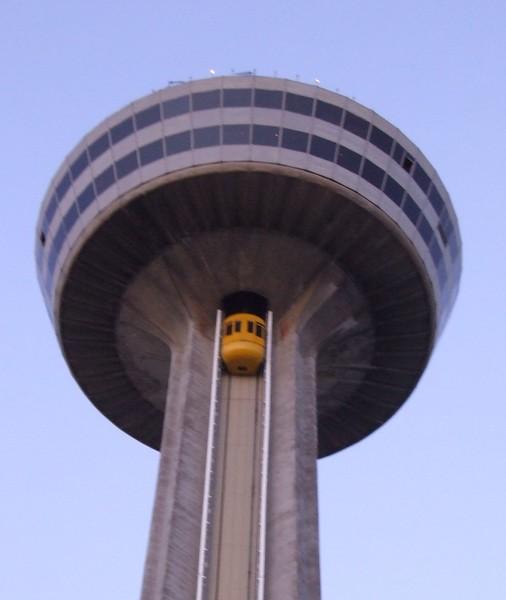 Skylon Tower ~ Niagara Falls, Canada