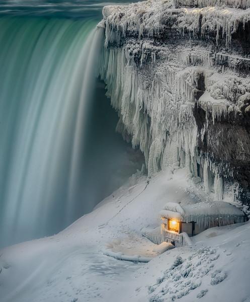 Winter Chill 2 - Niagara Falls