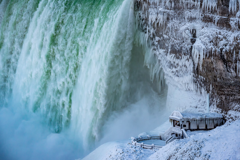 Niagara Falls Winter 1
