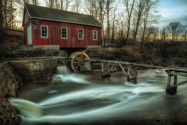 Decew Falls Mill - St. Catharines
