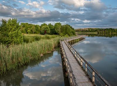 Mel Swart Lake Gibson Conservation Park - Thorold